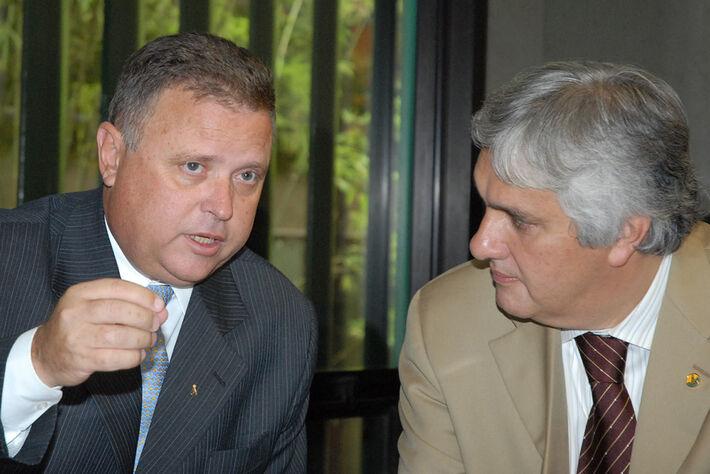 O senador Delcídio do Amaral (PT/MS) e Blairo Maggi (PR/MT) solicitaram o debate através da Comissão de Meio Ambiente do Senado (Foto: Divulgação)