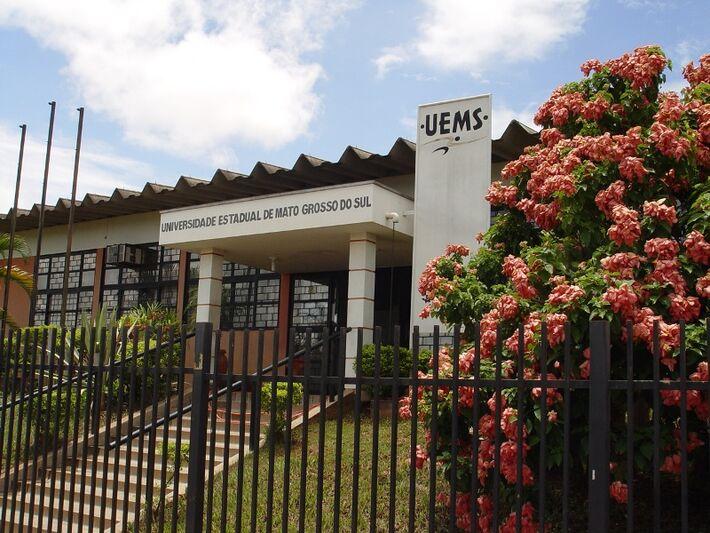 Unidade da UEMS-Paranaíba<br />Foto: Reprodução