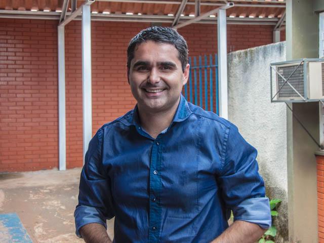 Herculano Borges se reuniu com Olarte e deve voltar ao gabinete do prefeito na próxima semana (Foto: Marcelo Calazans)
