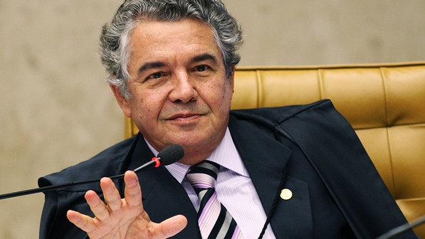 Marco Aurélio Mello<br />Foto: Reprodução