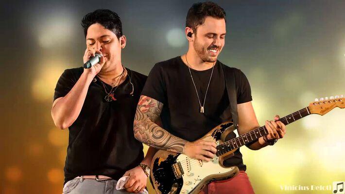 A dupla promete realizar uma grande festa na Capital, interpretando seus maiores sucessos (Foto: Reprodução)