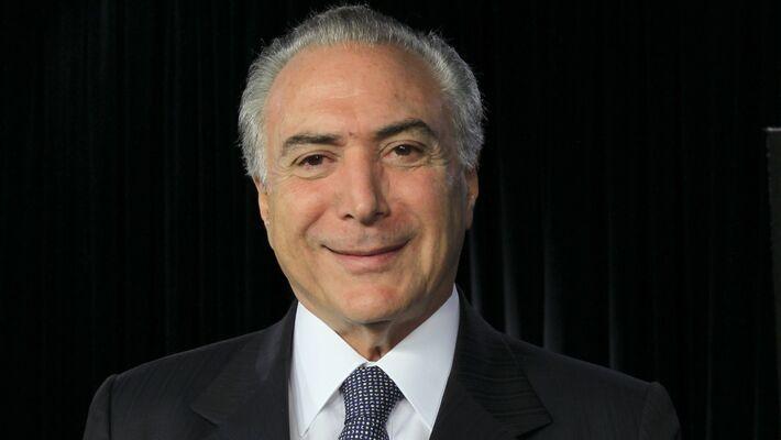 Vice-presidente da República, Michel Temer<br />Foto: Divulgação