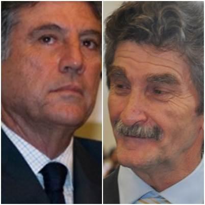 Prefeito de Dourados, Murilo Zauith (PSB) e secretário municipal de governo de Dourados, Jorge Filho<br />Foto: Arquivo
