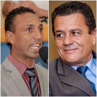 Vereadores Coringa e Delei Pinheiro (PSD) assumem Emha e Funesp recpectivamente<br />Foto: arquivo