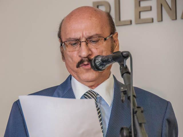 Dr. Loester Nunes de Oliveira<br />Foto: Marcelo Calazans