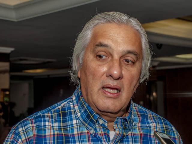 O senador Delcídio do Amaral (PT) destacou que o momento é de união e busca alianças para o PT (Foto: Marcelo Calazans)