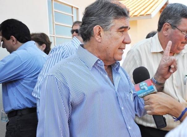 Prefeito de Maracaju inaugura 96 e anuncia construção de mais 203 casas populares<br />Fotos: Marcos Tomé/Região News