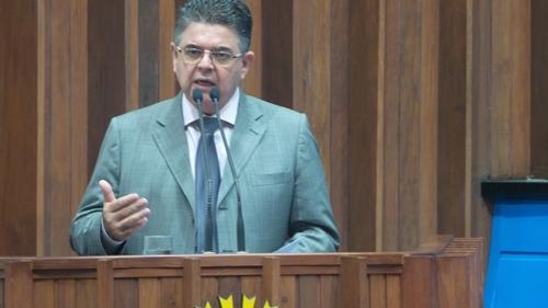 Deputado estadual Marcio Monteiro (Foto: Dany Nascimento)