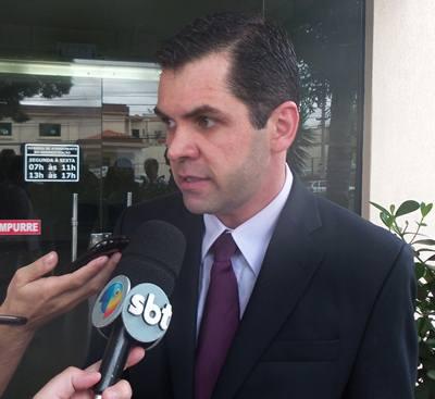 Presidente do Hospital do Câncer Carlos Alberto Moraes Coimbra<br />Foto: Tayná Biazus