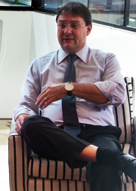 Sergio Longen presidente da Fiems e proprietário da Semalo<br />Foto: Dany Nascimento