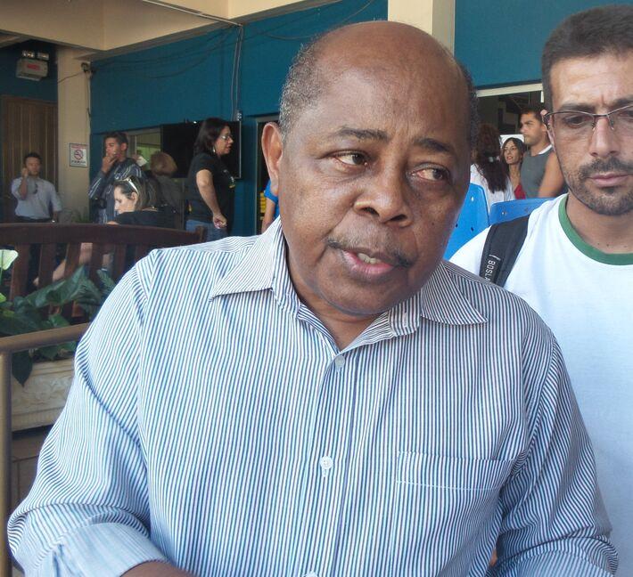 Presidente da ACP, Geraldo Gonçalves<br />Foto: Tayná Biazus