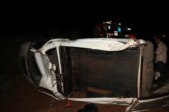 Acidente registrado próximo a Rio Verde do MT - Foto: Edição de Notícias