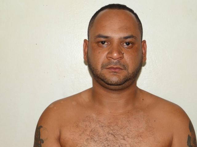 Douglas da Costa foi preso em Dourados - Foto: Osvaldo Duarte