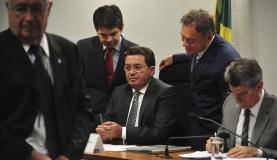 , cobra a instalação imediata de uma comissão específica para apurar denúncias envolvendo a estatal - argumentando que a inclusão de fatos alheios à esfera da estatal fere o direito da minoria de fiscalizar o governo -, a base de apoio da presidenta Dilma