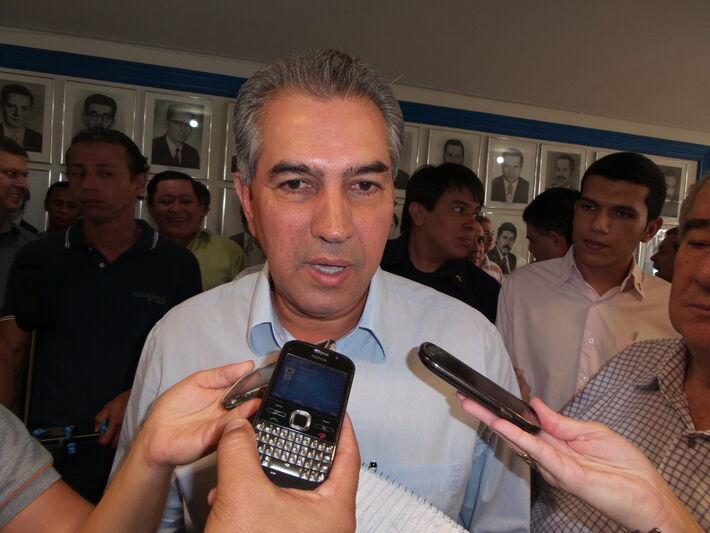 Deputado federal Reinaldo Azambuja - Foto: Dany Nascimento