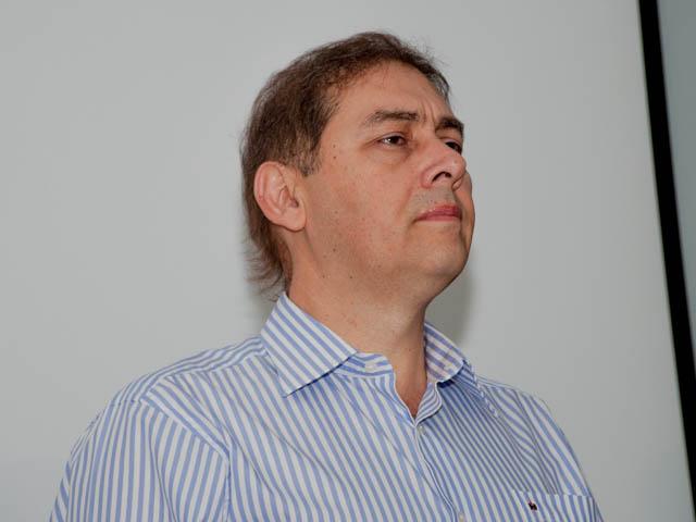 Ex-prefeito de Campo Grande, Alcides Bernal (PP)<br />Foto: Arquivo