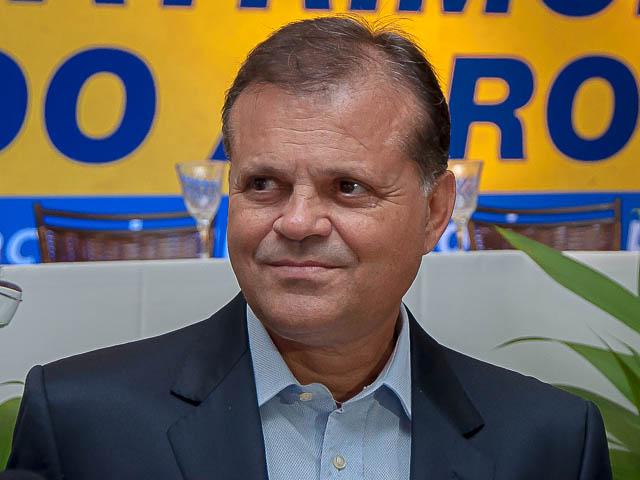 O presidente da Acrissul, Francisco Maia diz que não entende como os deputados estaduais foram capazes de aprovar a destinação de 50% do diesel para os municípios (Foto: Marcelo Calazans)