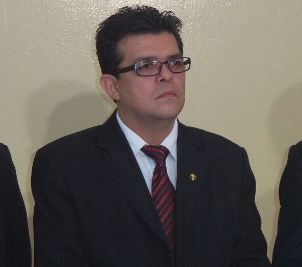 Prefeito Gilmar Olarte (PP)<br />Foto: Tayná Biazus