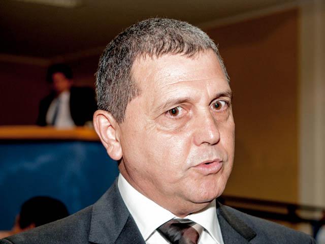 Vereador João Rocha (PSDB), novo líder do prefeito na Câmara<br />Foto: Marcelo Calzans