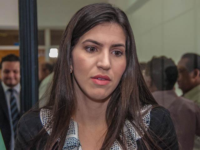Secretária da Fundac Juliana Zorzo - Foto: Arquivo