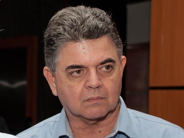 deputado estadual, deputado federal eleito e presidente regional do PSDB (Partido da Social Democracia Brasileira) em Mato Grosso do Sul, Marcio Monteiro<br />Foto: Arquivo