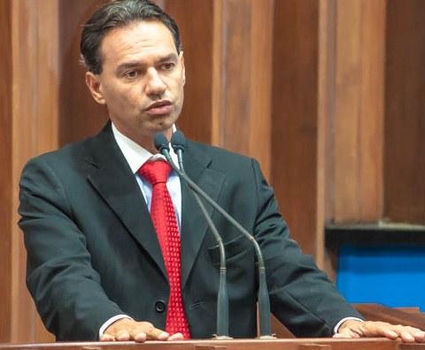 Deputado estadual Marquinhos Trad - Foto: Arquivo