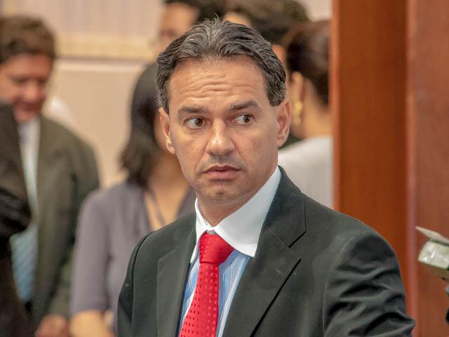 Deputado estadual Marquinhos Trad (PMDB)<br />Foto: Marcelo Calazans