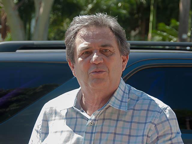 Senador Waldemir Moka (PMDB)<br />Foto: Marcelo Calazans