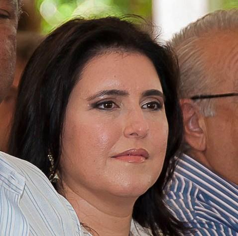Vice-governadora e pré-candidata ao Governo do Estado, Simone Tebet (PMDB)<br />Foto: Marcelo Calaza