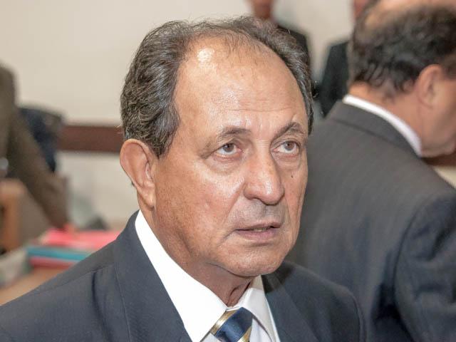 O deputado estadual Zé Teixeira (DEM) afirma que o Fundersul destina 25% da verba arrecada para os municípios de Mato Grosso do Sul (Foto: Marcelo Calazans)