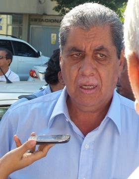 Governador André Puccinelli (PMDB)<br />Foto: Tayná Biazus