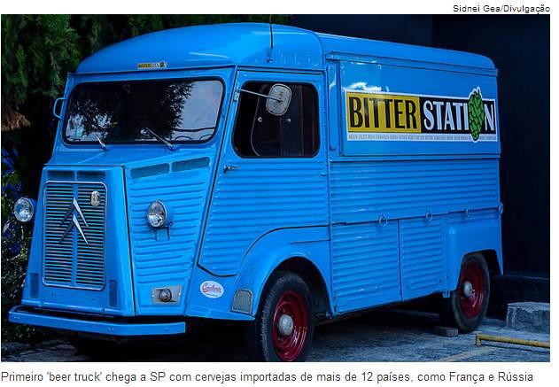 """<p style=""""text-align: justify;"""">Carrinhos de comida na rua foram o primeiro passo, seguidos por """"food trucks"""", sua versão sofisticada. Chega a São Paulo agora uma nova modalidade: o """"beer truck"""", com cervejas importadas de mais de 12 países.</p> <p sty"""
