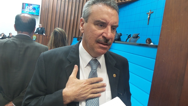 Deputado estadual Paulo Corrêa (PR) (Foto: Dany Nascimento)
