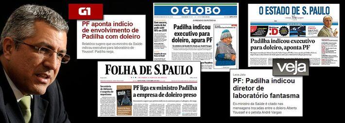 </p> Por essa, nem Geraldo Alckmin, nem Paulo Skaf, nem Gilberto Kassab poderiam esperar. Muito menos os principais veículos da mídia familiar no Brasil, que têm feito oposição sistemática e militante ao Partido dos Trabalhadores. Ganharam um presente, d