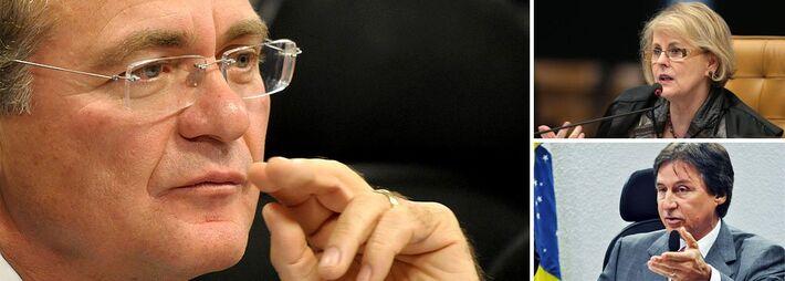 </p> Sob pressão de dirigentes do PMDB, o presidente do Senado, Renan Calheiros (PMDB-AL) deve desistir de recorrer ao Supremo Tribunal Federal contra uma CPI exclusiva da Petrobras.  O partido avalia que já tem sido desgastado na disputa entre Renan e