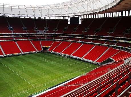 """<p style=""""text-align: justify;"""">A Confederação Brasileira de Futebol divulgou nesta quinta-feira que a partida entre Flamengo e Goiás, válida pela primeira rodada do Campeonato Brasileiro Série A, teve seu local alterado. A pedido do time carioca, o jog"""