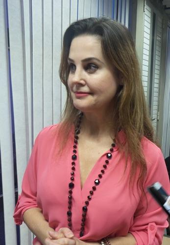 Deputada estadual Mara Caseiro - Foto: Dany Nascimento