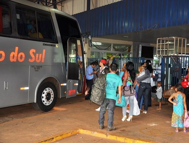 A passagem de ônibus para Sidrolândia terá reajuste de 7,99% a partir desta quinta-feira<br />Foto: Arquivo/Região News