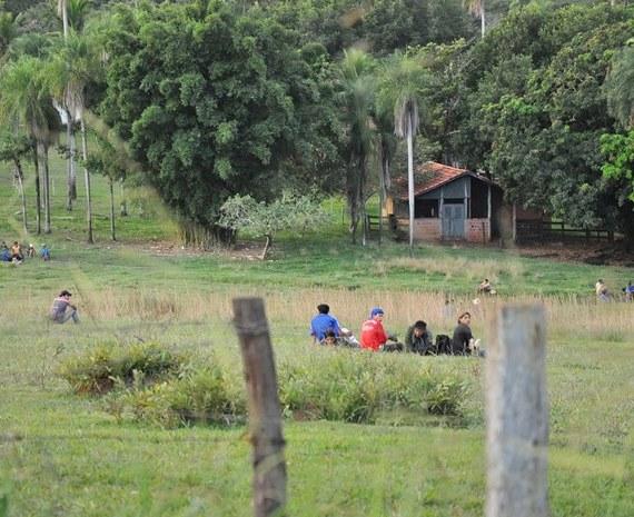 Em laudo paralelo, reserva Buriti é avaliada em R$ 130 milhões<br />Foto: Marcos Tomé/Região News