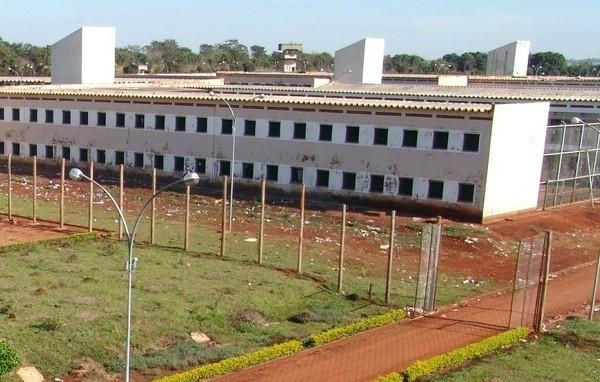 Penitenciária de Dourados<br />Foto: Divulgação