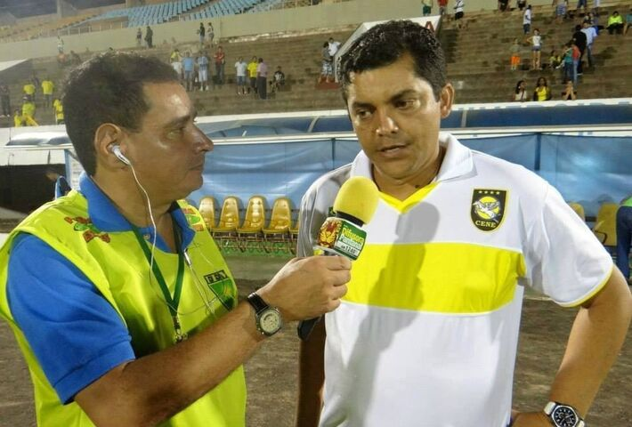 Cláudio Roberto, hoje do Cene, foi campeão com o Águia em 2012.<br />Foto: Dourados Agora