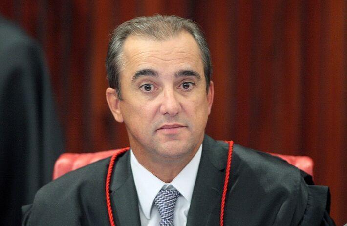 Ministro o TSE, Admar Gonzaga Neto<br />Foto: Divulgação