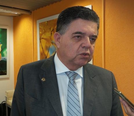 Deputado estadual e presidente regional do PSDB, Márcio Monteiro - Foto: Dany Nascimento