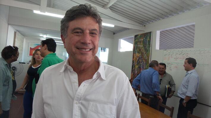 De acordo com o presidente do PSB, Murilo Zauith o partido caminhará ao lado do PMDB em Mato Grosso do Sul - Foto: Dany Nascimento