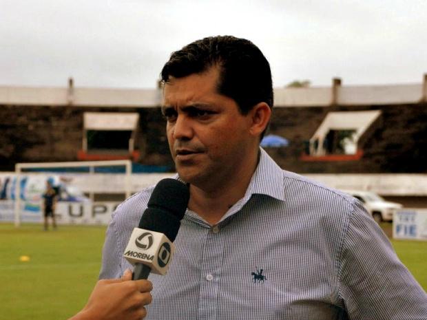 Cláudio Roberto foi campeão estadual pelo Cene em 2014<br />Foto: Gazeta MS