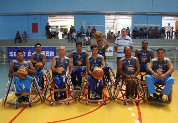 Equipe de Dourados<br />Foto: Gazeta MS