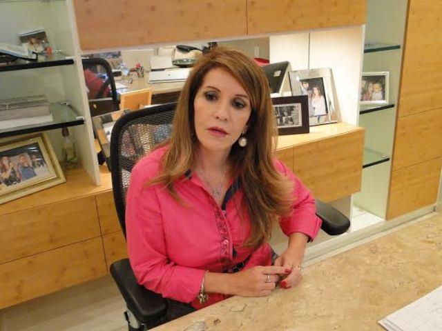 Antonieta Amorim candidata do PMDB a deputada estadual<br />Foto: Andressa Lopes