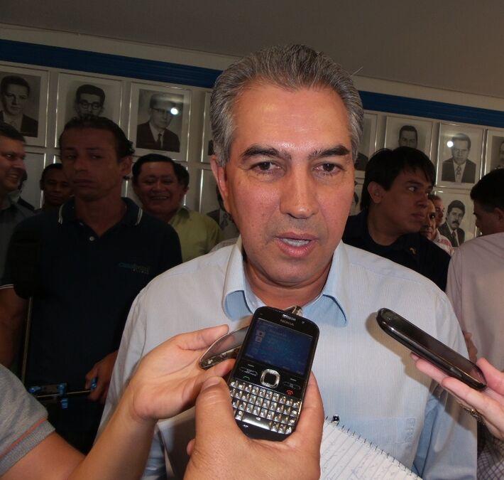 Deputado federal Reinaldo Azambuja (PSDB) - Foto: Dany Nascimento