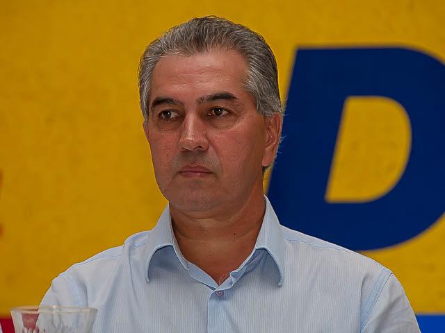 Deputado federal e pré-candidato ao governo do Estado, Reinaldo Azambuja (PSDB) - Foto: Arquivo