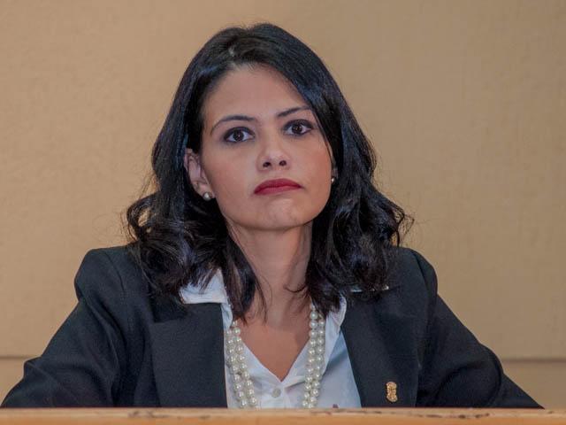 Vereadora Grazielle Machado (PR) - Foto: Arquivo